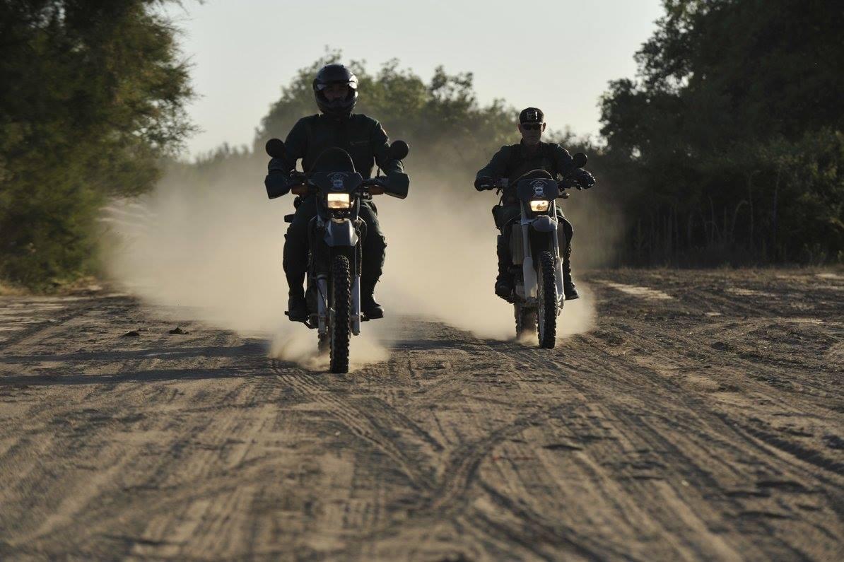 Cuerpo motorizado Guardia Civil