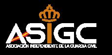 Logo ASIGC asociación independiente de la guardia civil